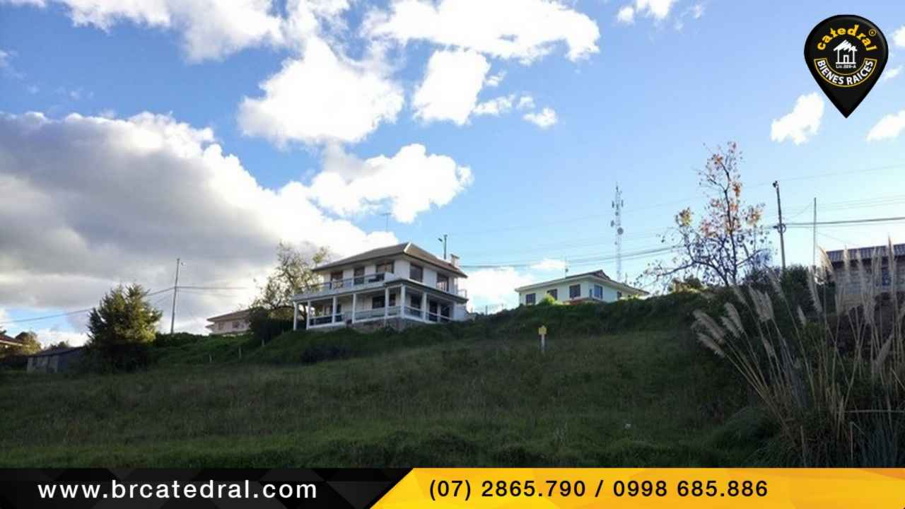 Land for Sale in Cuenca Ecuador sector Santana  Del Valle