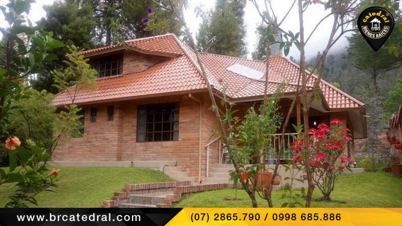 Villa Casa de Venta en Cuenca Ecuador sector Paute Uzhupud