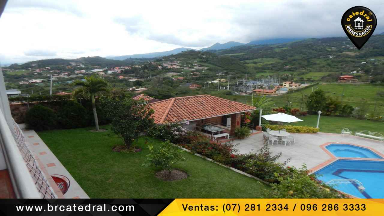 Ranch for Sale in Cuenca Ecuador sector Yunguilla - Lentag