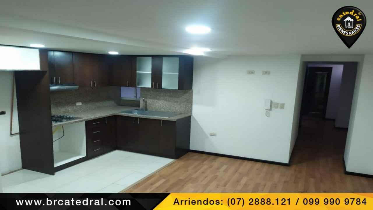 Apartment for Rent in Cuenca Ecuador sector Las Américas