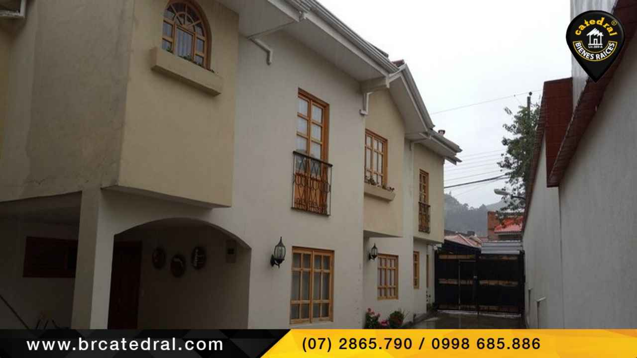 House for Sale in Cuenca Ecuador sector Parque Iberia