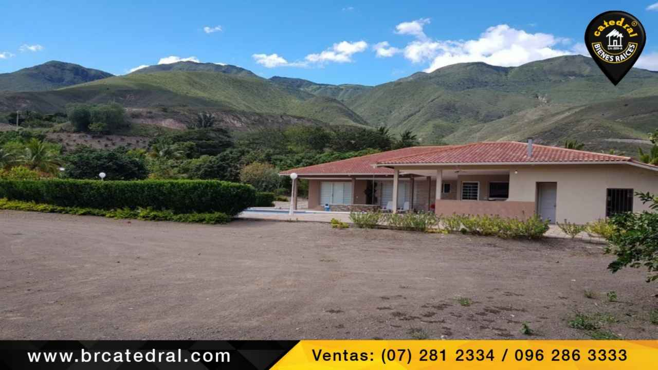 Ranch for Sale in Cuenca Ecuador sector Yunguilla