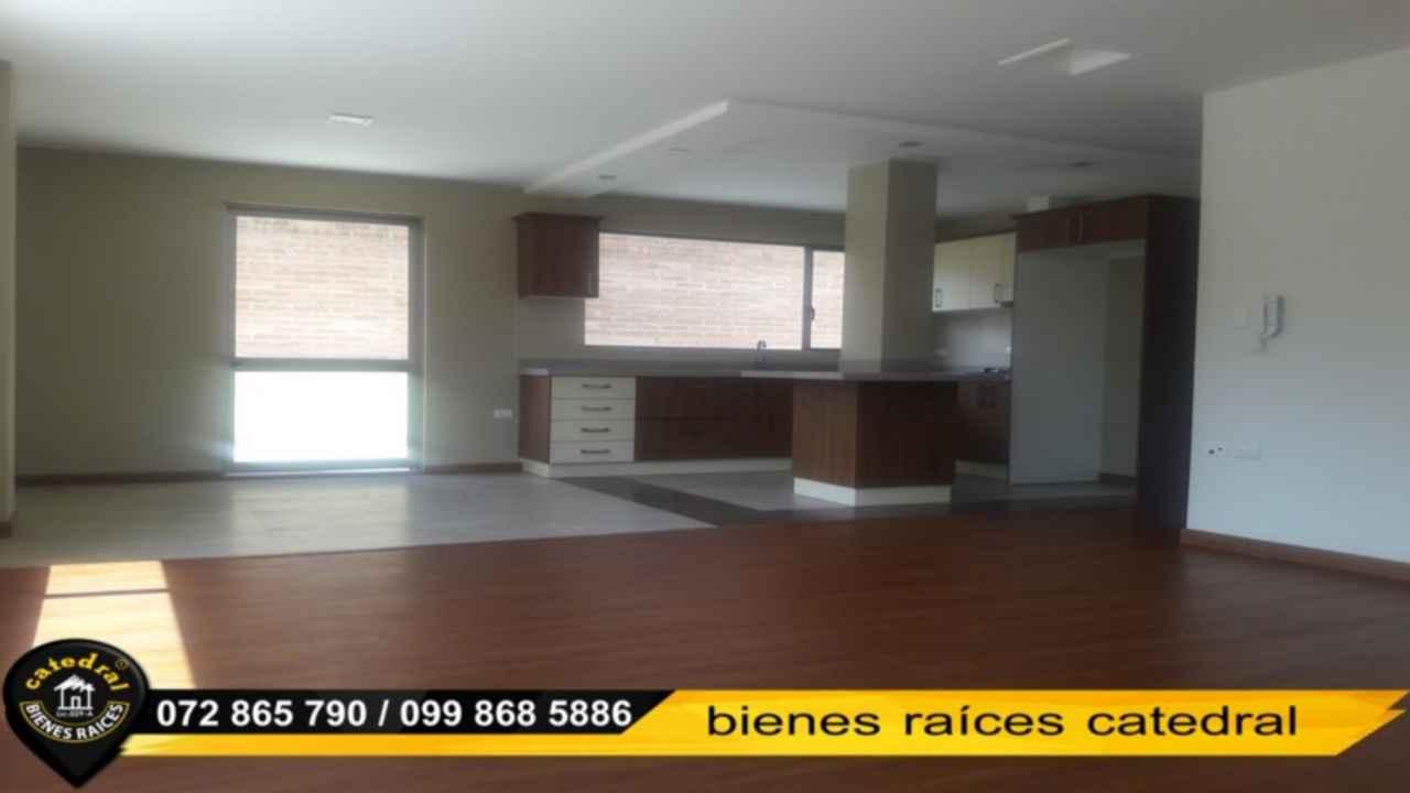Apartment for Rent in Cuenca Ecuador sector Tres Puentes