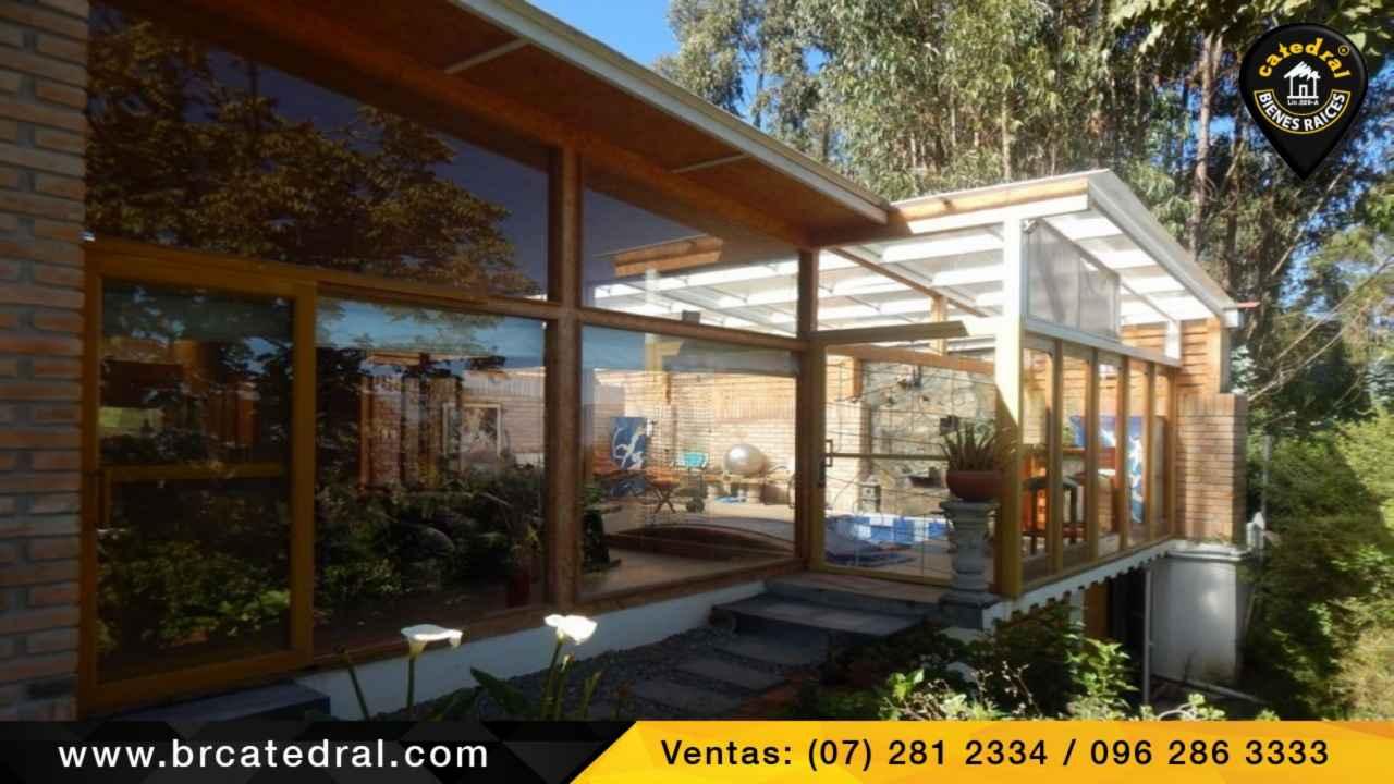 Villa Casa de Venta en Cuenca Ecuador sector Nulti