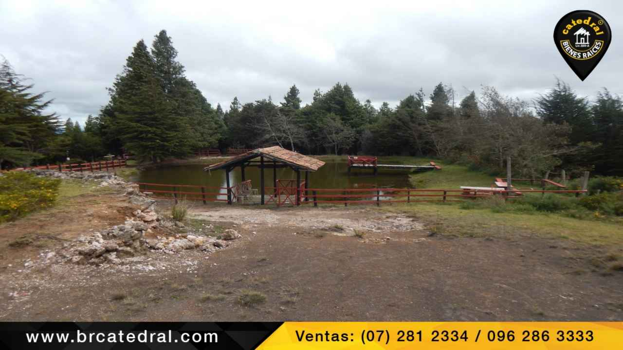 Land for Sale in Cuenca Ecuador sector Nabon