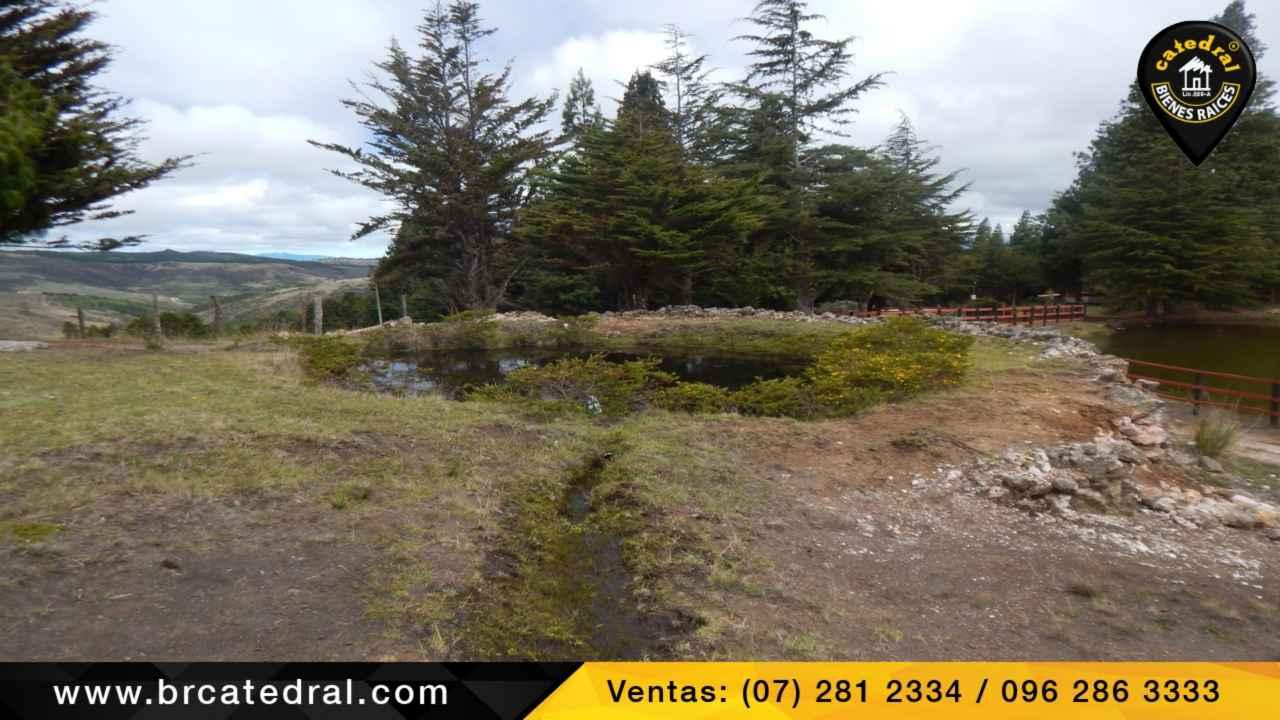 Land for Sale in Cuenca Ecuador sector Nabon