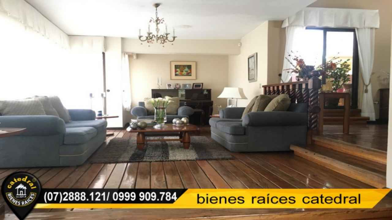 House for Sale in Cuenca Ecuador sector San Joaquin