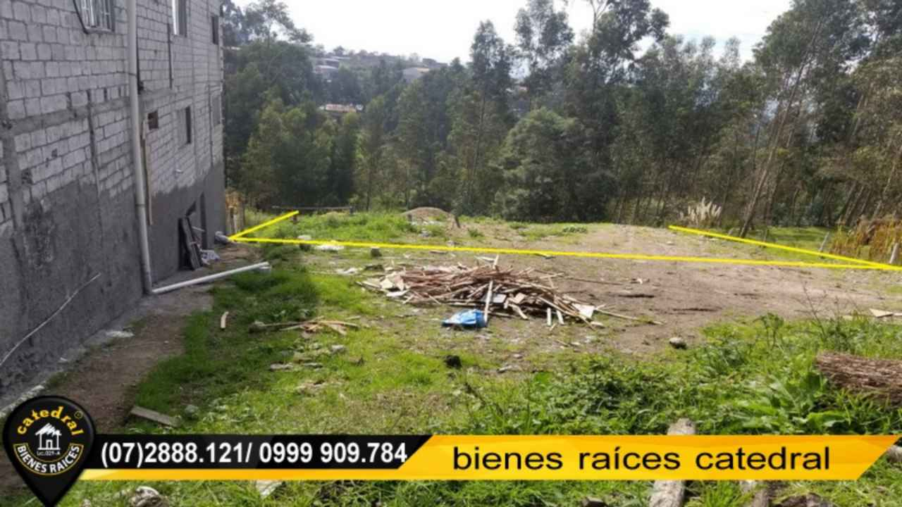 Land for Sale in Cuenca Ecuador sector Lazareto