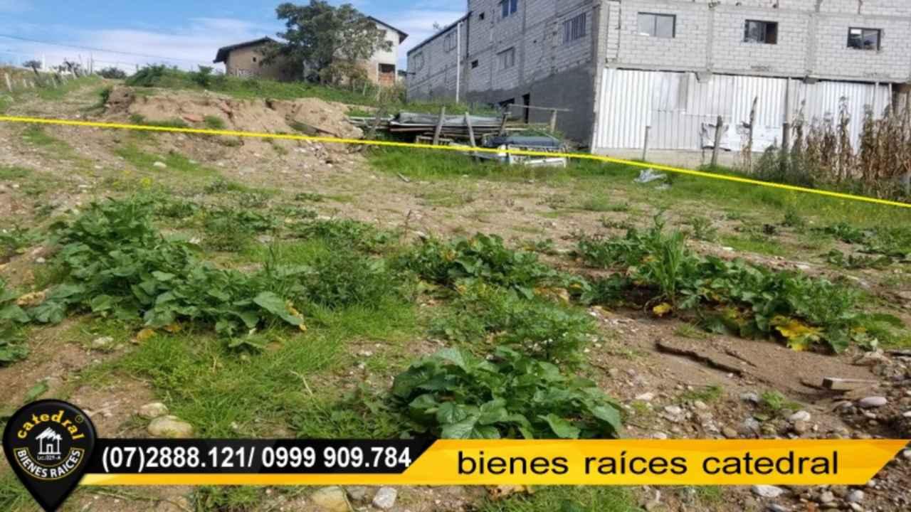 Land for Sale in Cuenca Ecuador sector Lazareto