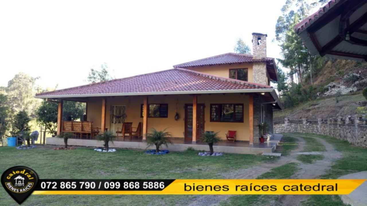 Ranch for Sale in Cuenca Ecuador sector Sector San  Cristobal