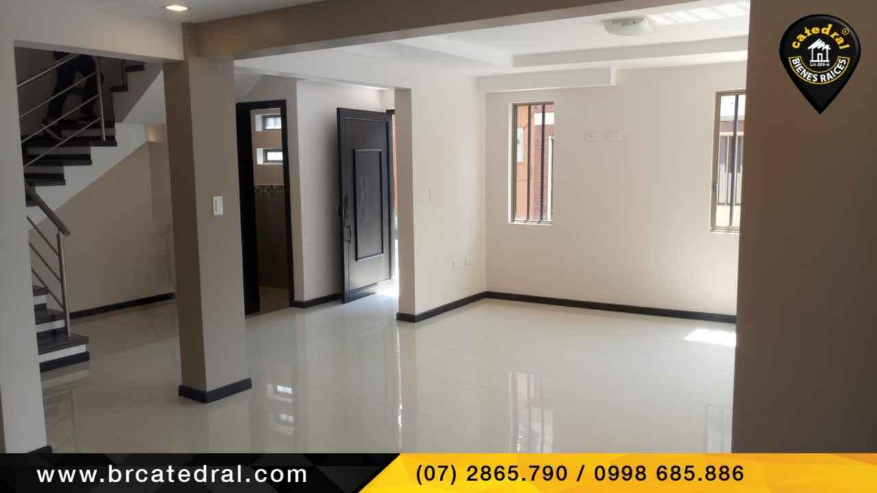 House for Rent in Cuenca Ecuador sector González Suarez