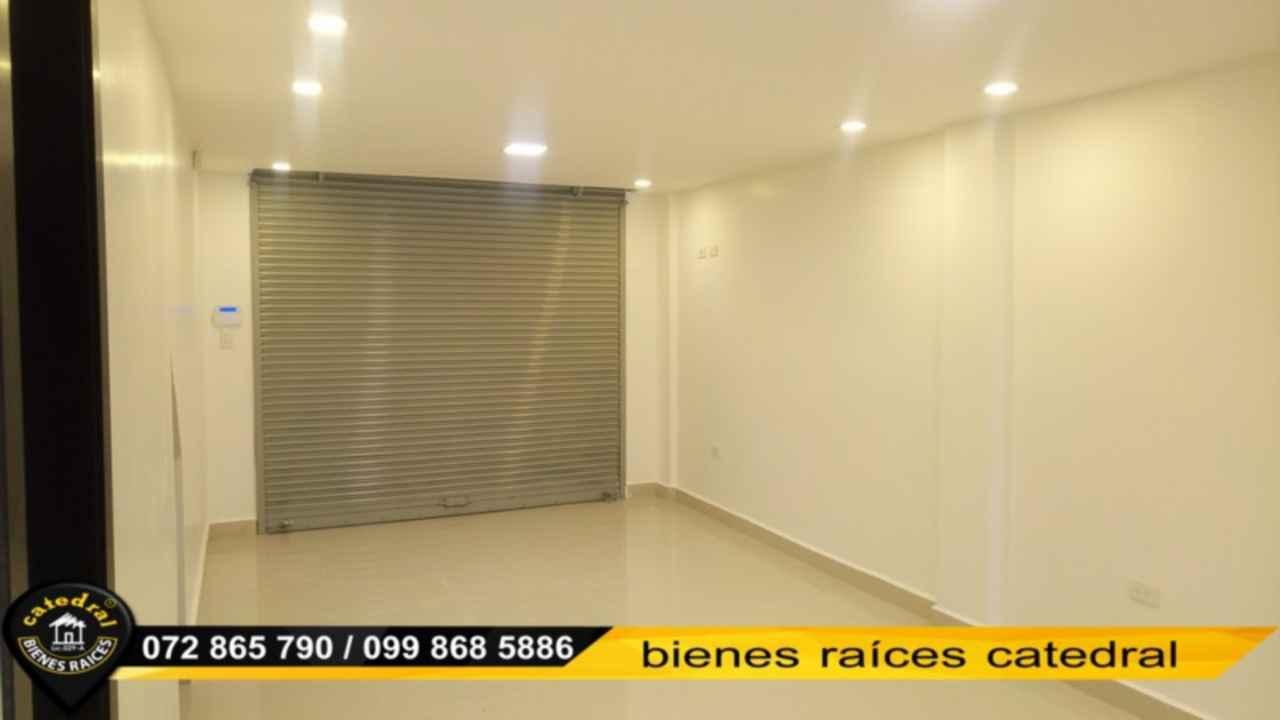 Local Comercial/Oficina/Edificio de Alquiler en Cuenca Ecuador sector Gonzalez Suarez