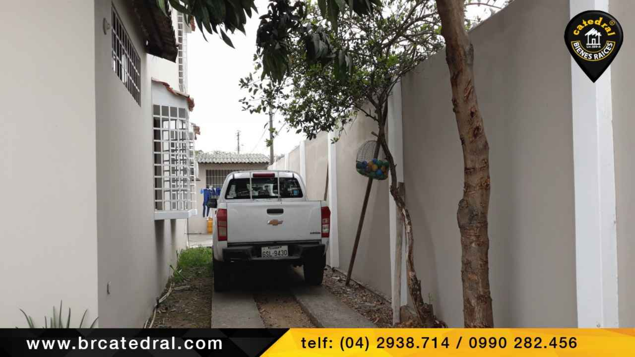 House for Sale in Guayaquil Ecuador sector S/T
