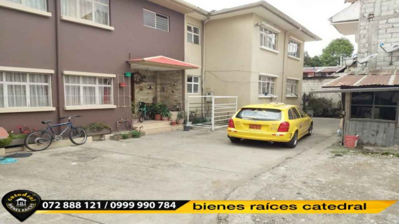 House for Sale in Cuenca Ecuador sector Alfonso Moreno Mora
