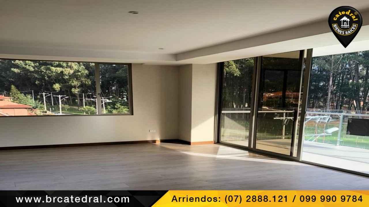 Apartment for Sale in Cuenca Ecuador sector Puertas del sol