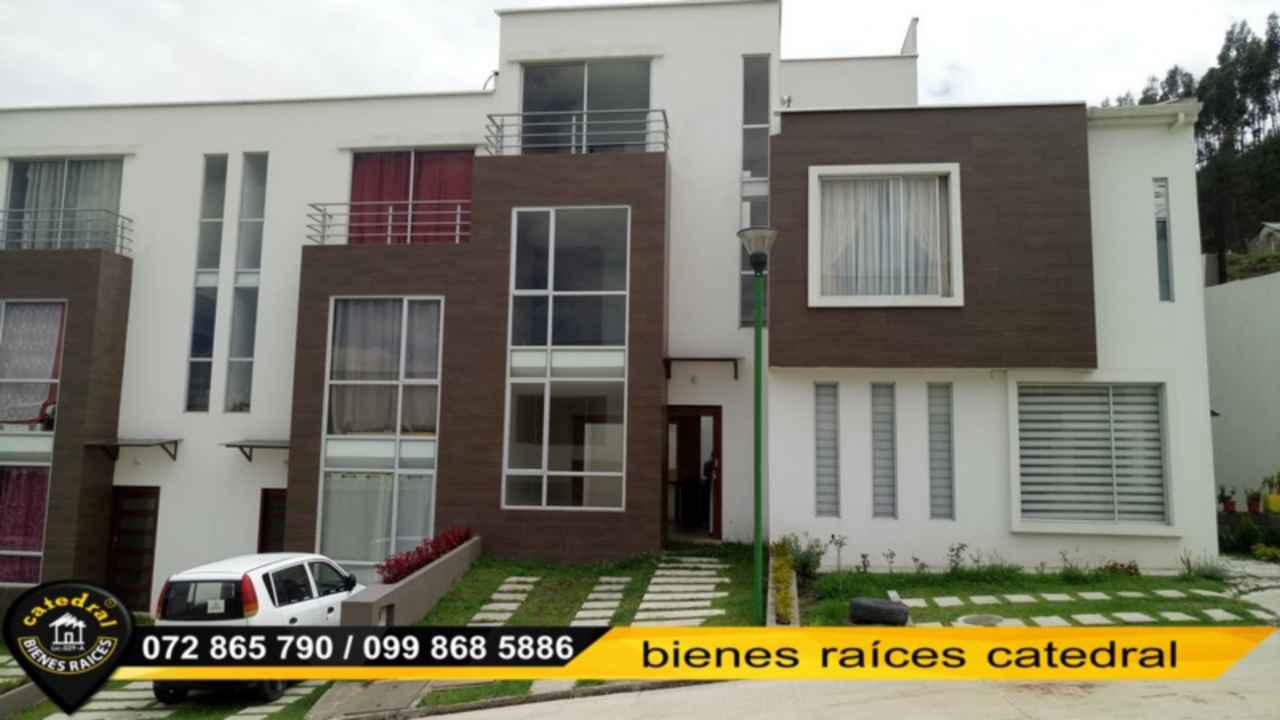 House for Sale in Cuenca Ecuador sector Valle