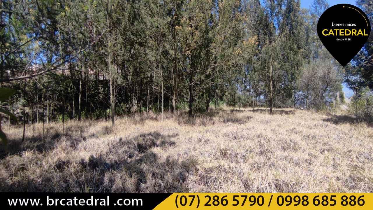 Sitio Solar Terreno de Venta en Cuenca Ecuador sector Challuabamba - La Cofradía