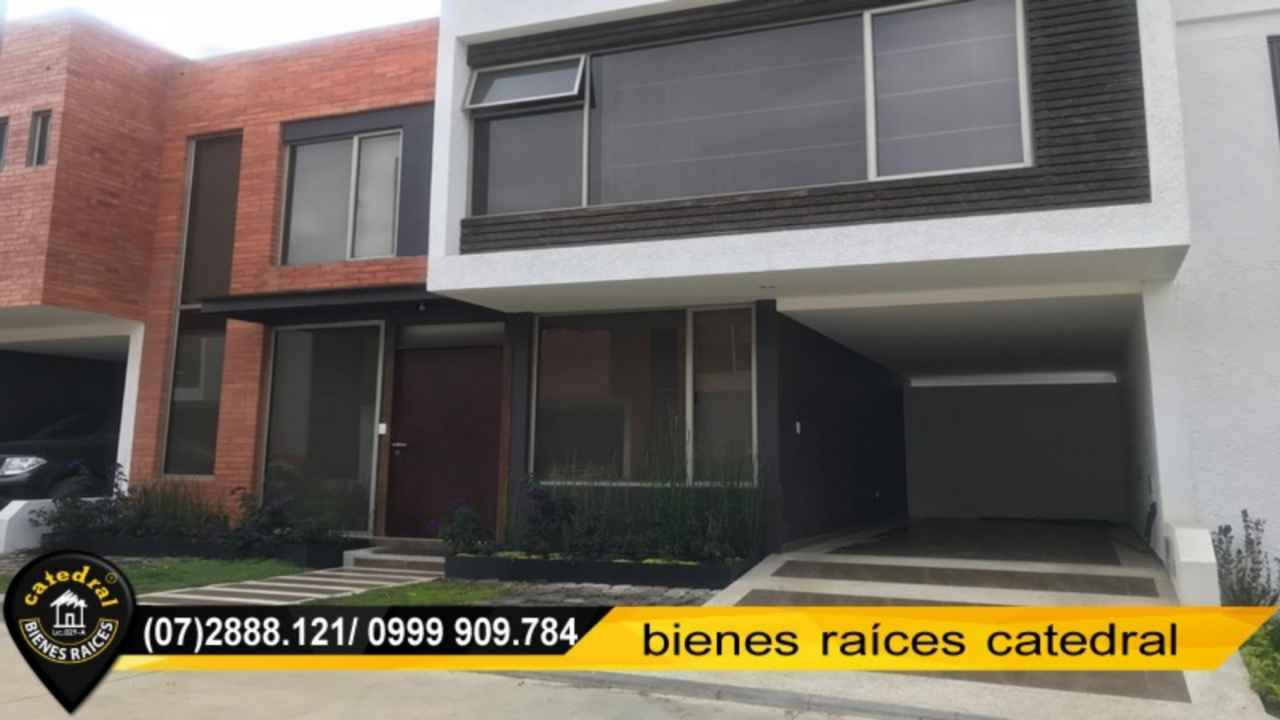 House for Sale in Cuenca Ecuador sector Challuabamba