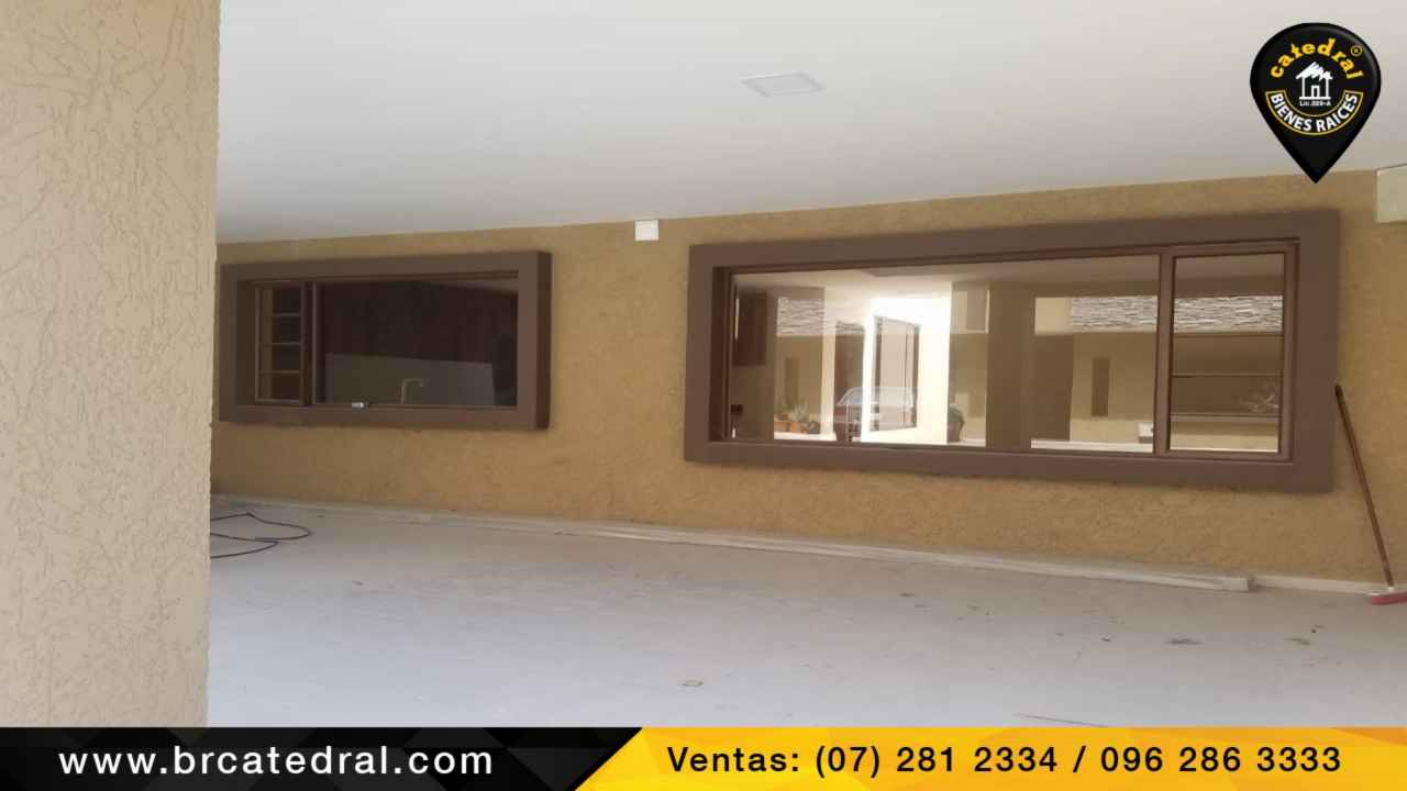 Apartment for Sale in Cuenca Ecuador sector Av primero de mayo