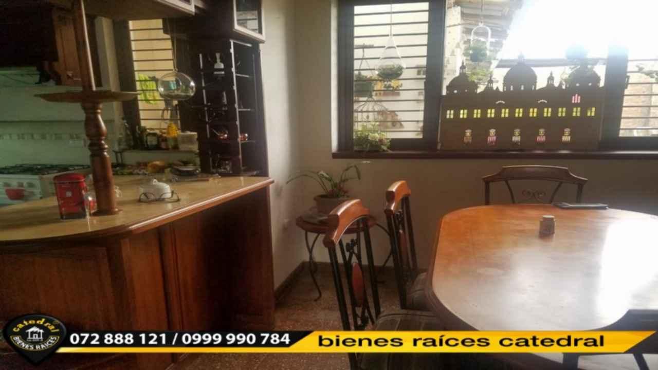 House for Rent in Cuenca Ecuador sector Gonzalez Suàrez - Bocatti