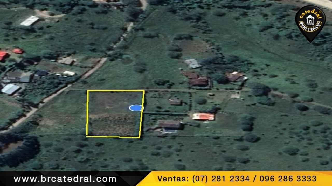 Sitio Solar Terreno de Venta en Cuenca Ecuador sector Yunguilla