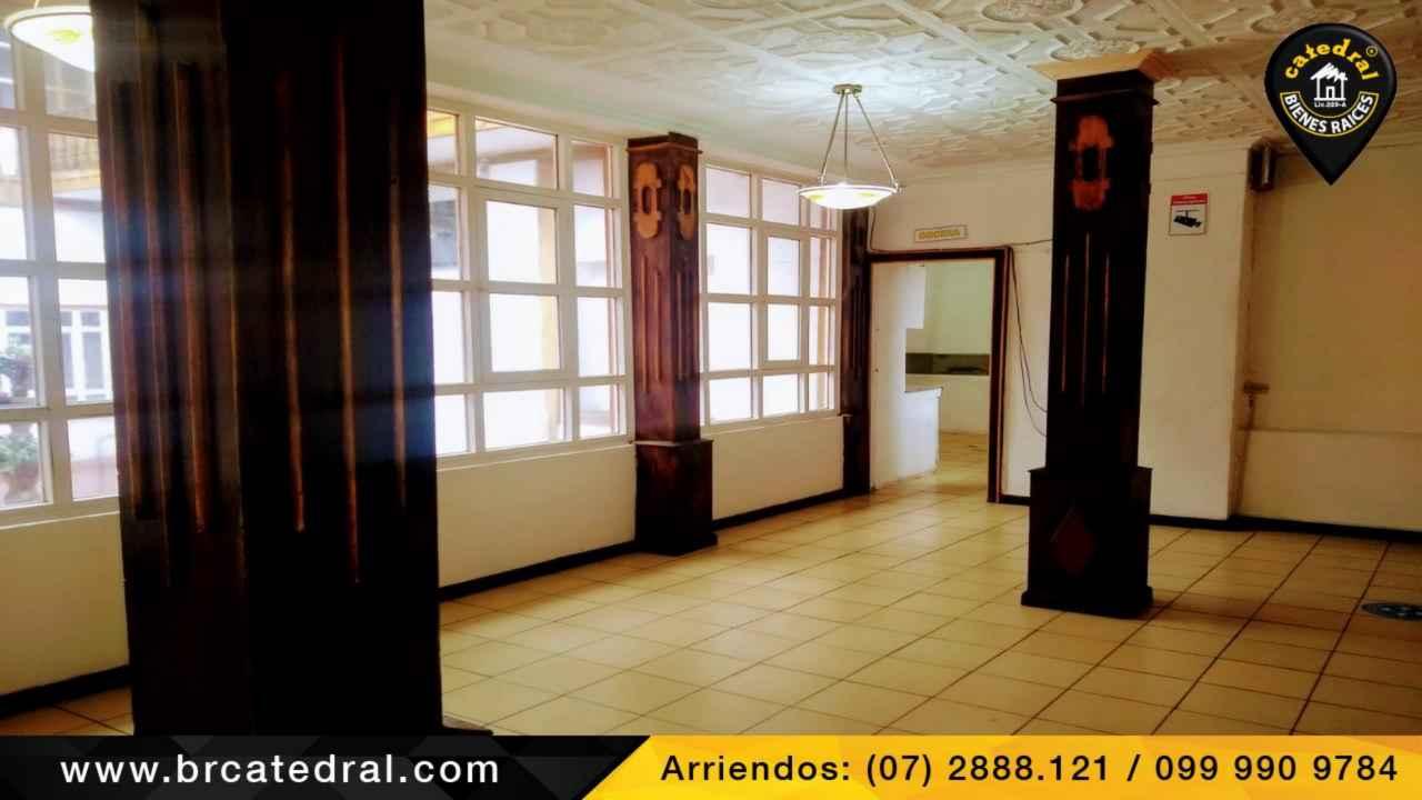 House for Rent in Cuenca Ecuador sector Avenida Loja