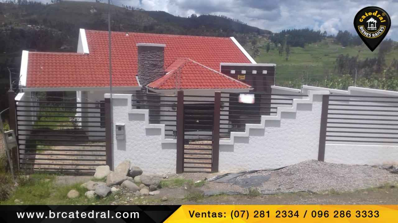 Ranch for Sale in Cuenca Ecuador sector El Tablon - Monay Baguanchi
