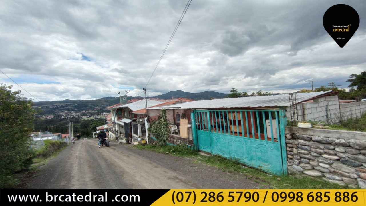 House for Sale in Cuenca Ecuador sector Challuabamba Panamericana Norte