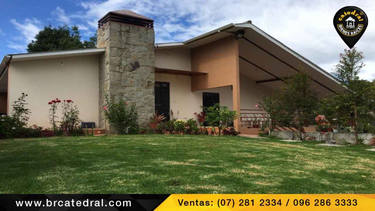 Ranch for Sale in Cuenca Ecuador sector Ricaurte - Sidcay
