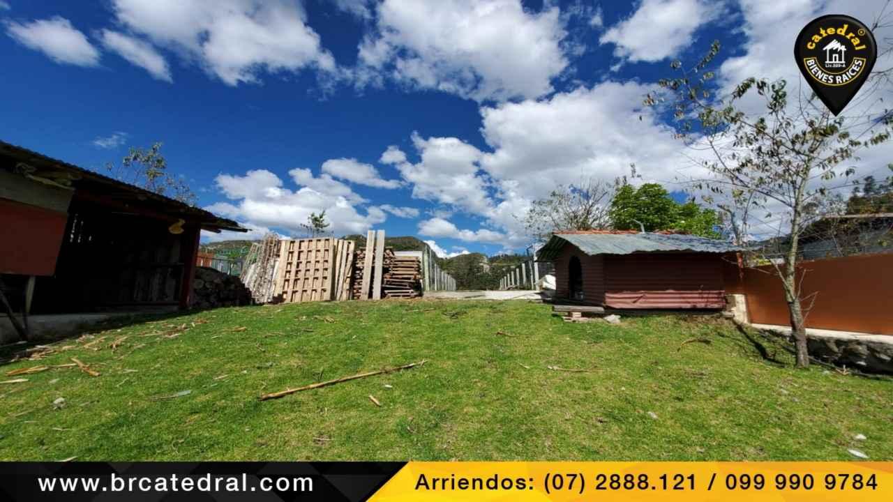 House for Rent in Cuenca Ecuador sector Challuabamba