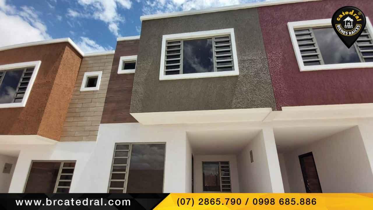House for Sale in Cuenca Ecuador sector Ricaurte Via a Ochoa Leon