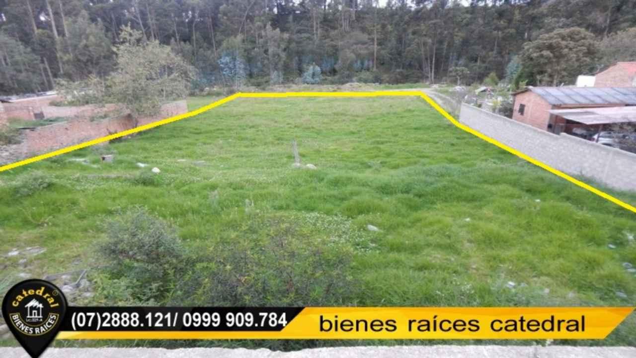 Land for Sale in Cuenca Ecuador sector Av. ordoñez lasso