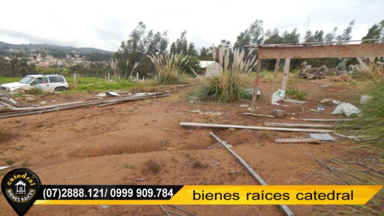 Land for Sale in Cuenca Ecuador sector Monay