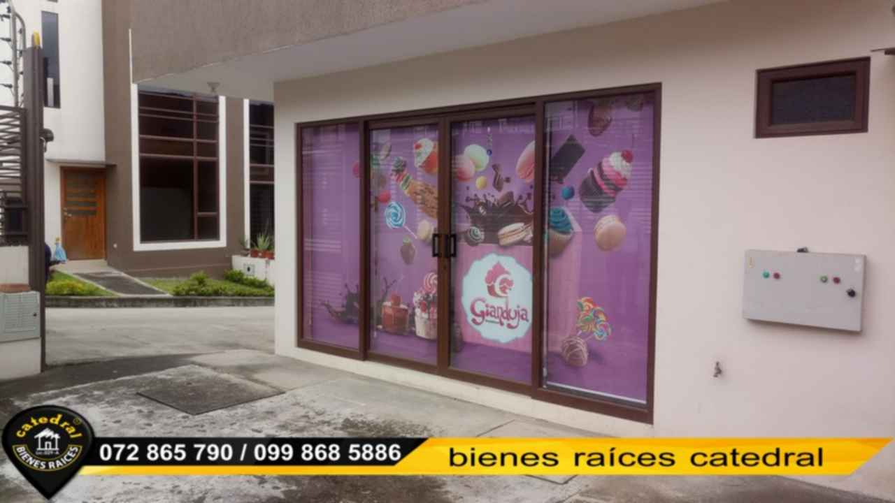 Commercial property for Sale in Cuenca Ecuador sector s/d