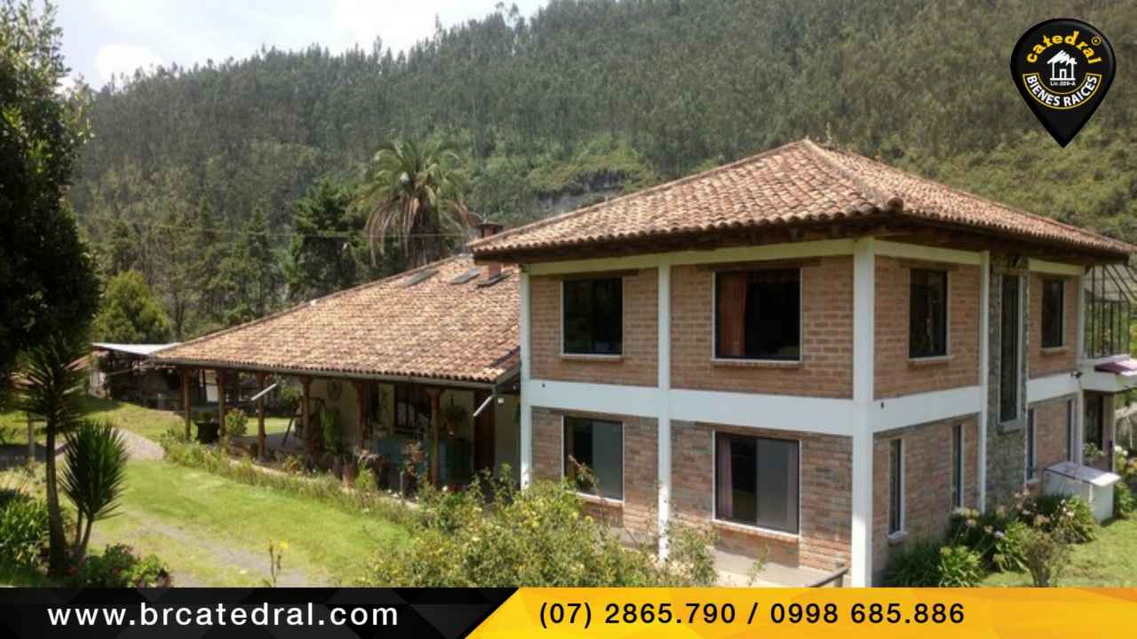 Ranch for Sale in Cuenca Ecuador sector Narancay