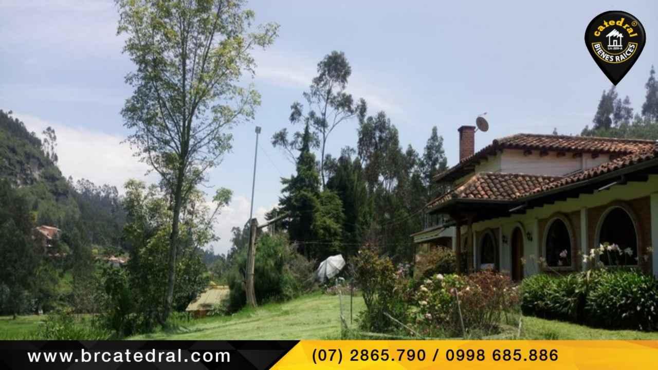 Ranch for Sale in Cuenca Ecuador sector S/T