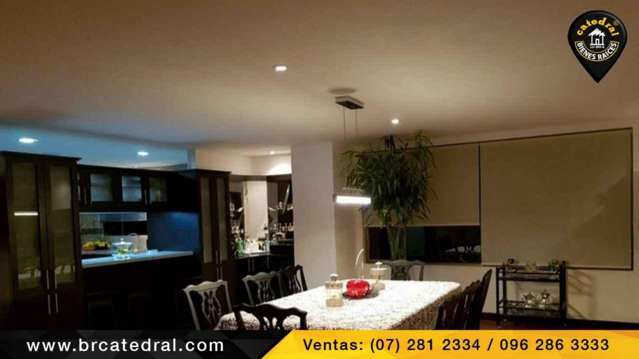 Apartment for Sale in Cuenca Ecuador sector SECTOR TRES PUENTES