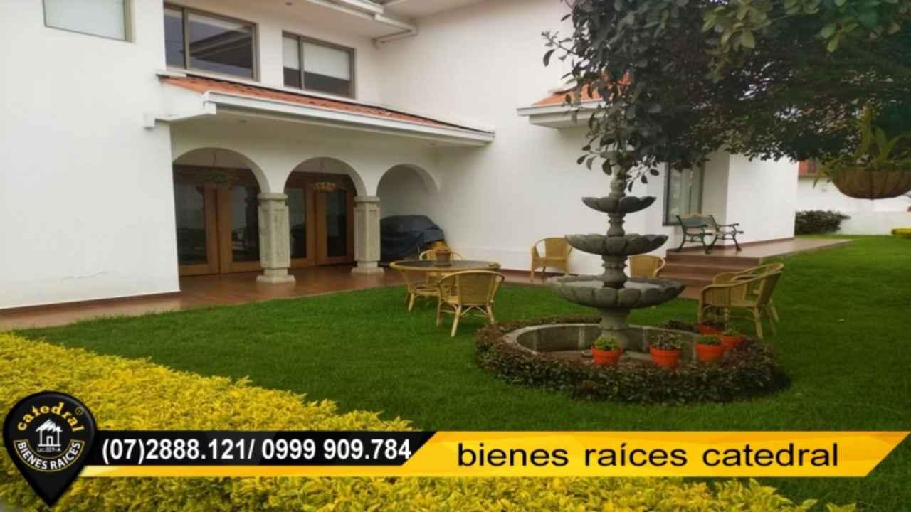 House for Rent in Cuenca Ecuador sector PAUCARBAMBA