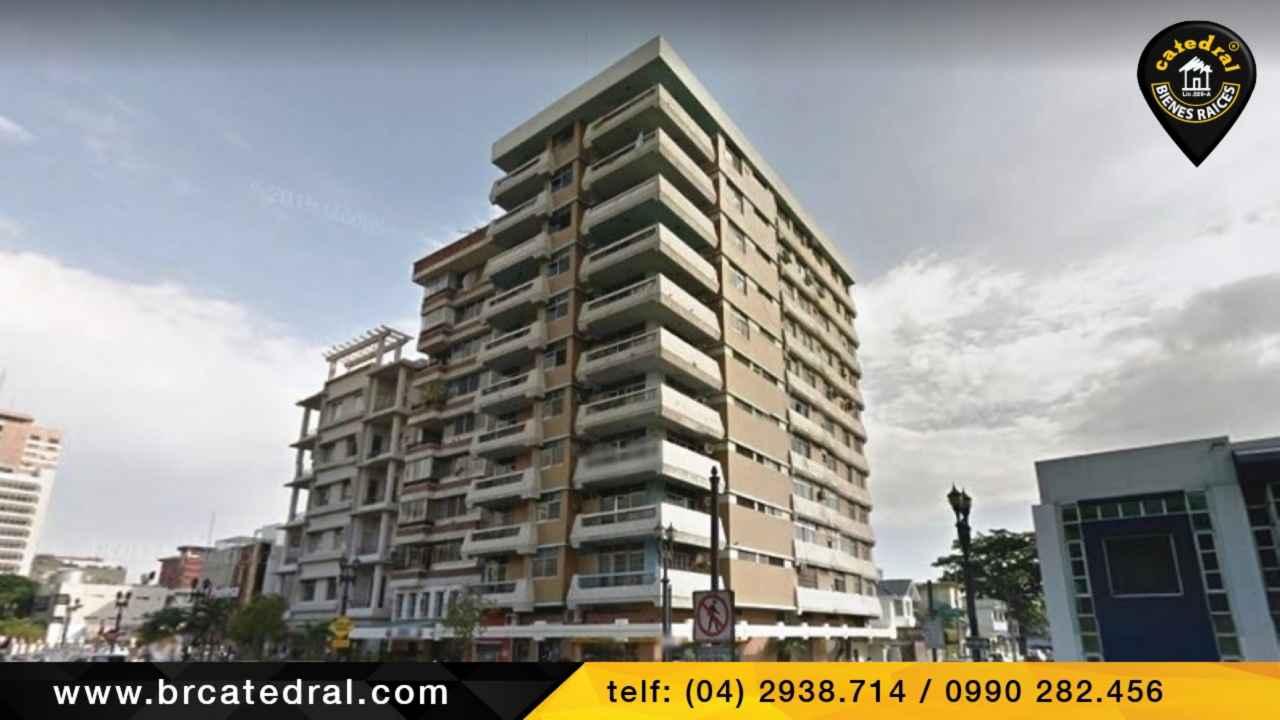Apartment for Rent in Guayaquil Ecuador sector Centro - Av. 9 de Octubre