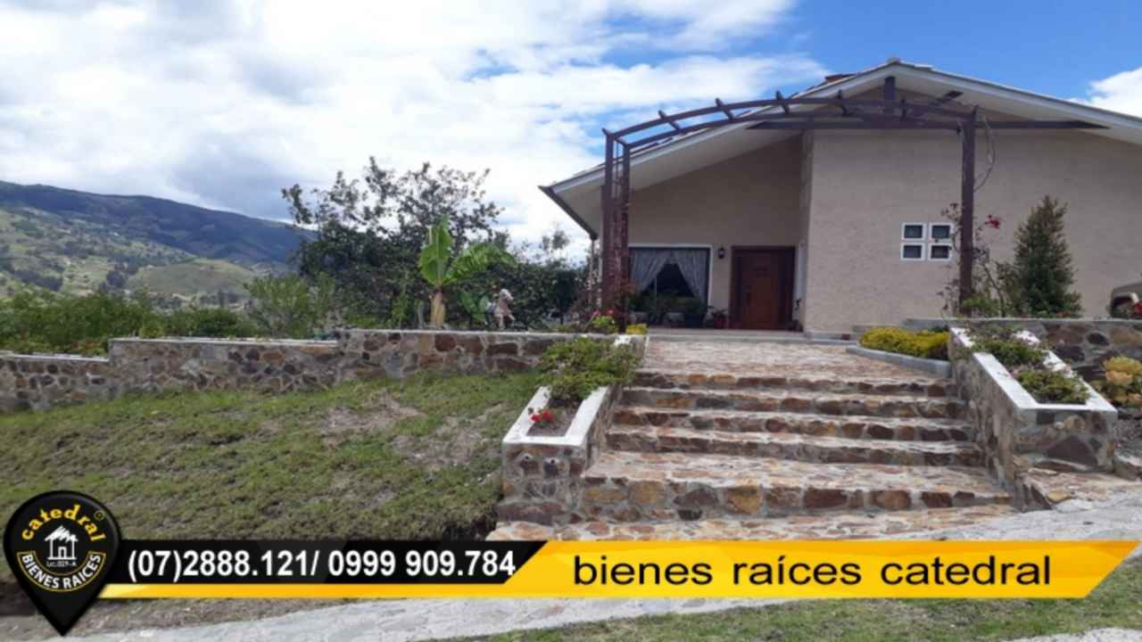 Ranch for Sale in Cuenca Ecuador sector PAUTE