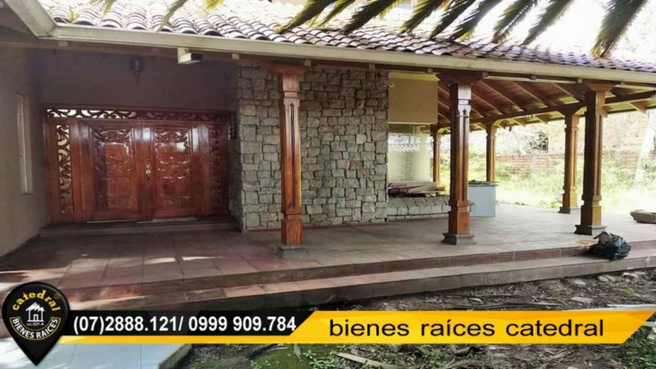 House for Rent in Cuenca Ecuador sector TRES PUENTES