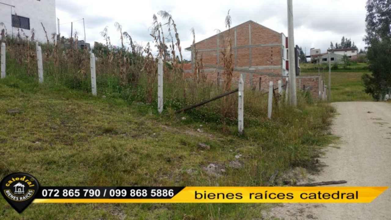Land for Sale in Cuenca Ecuador sector Misicata - Alianza Francesa