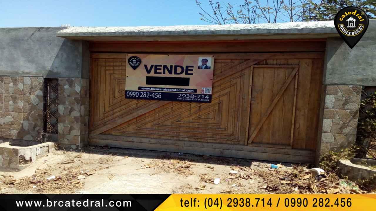 Sitio Solar Terreno de Venta en Cuenca Ecuador sector Playas - Cerca del Shopping