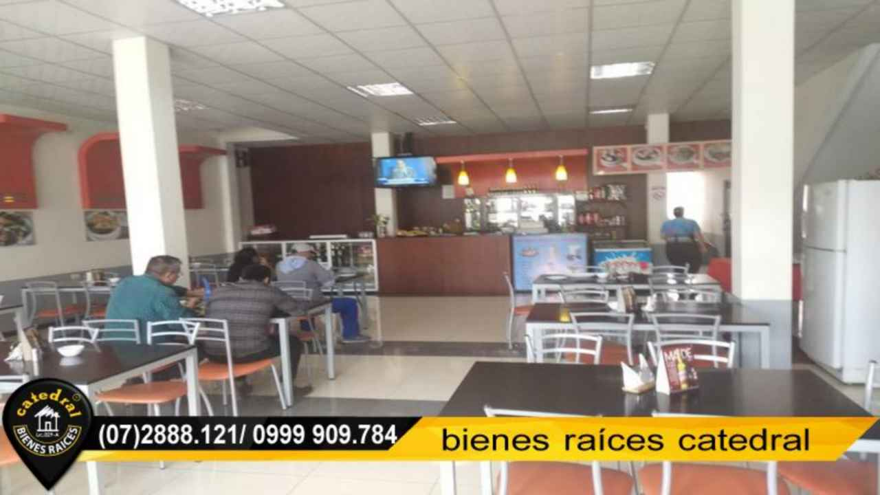 Commercial property for Sale in Cuenca Ecuador sector CEMENTERIO MUNICIPAL