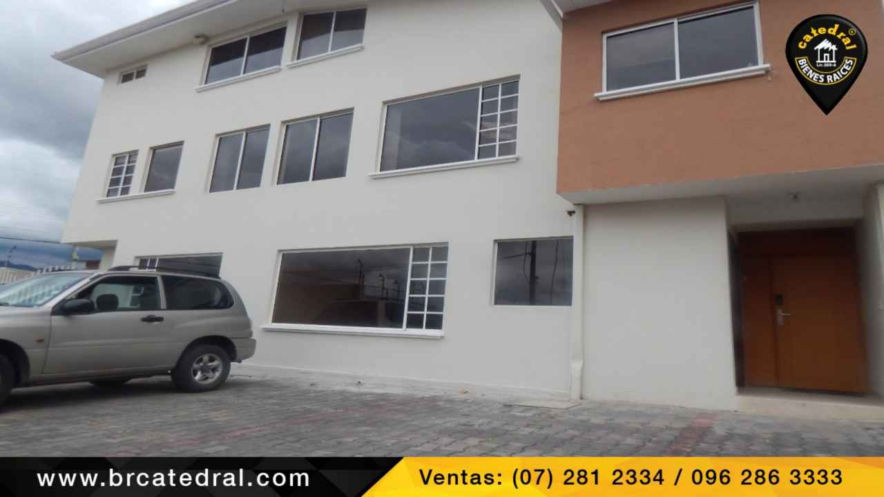 Apartment for Sale in Cuenca Ecuador sector Av Los Cerezos