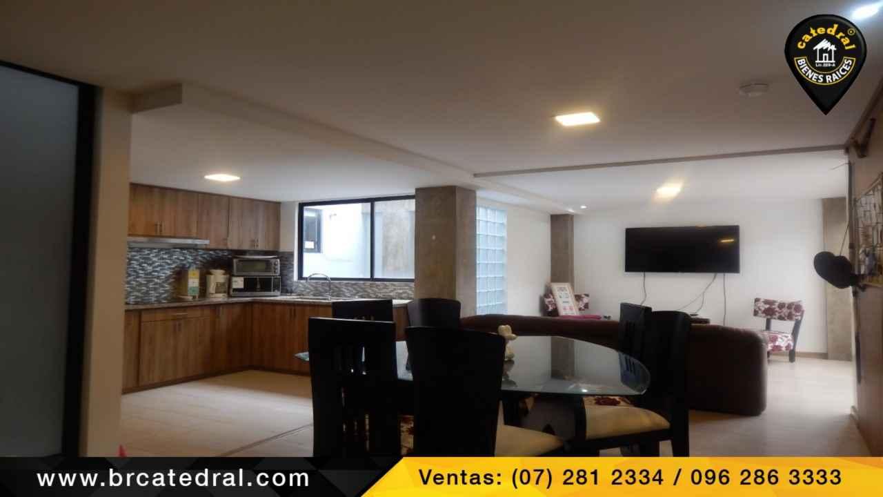 Apartment for Sale in Cuenca Ecuador sector Quinta Lucrecia - Isabel la Catolica
