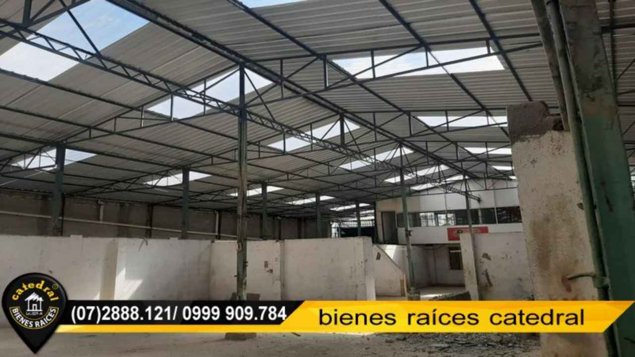 Warehouse for Sale in Cuenca Ecuador sector S/T