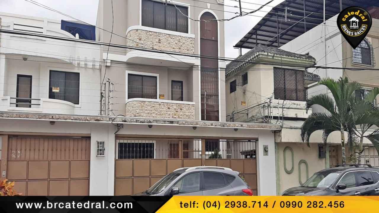 Villa Casa de Venta en Cuenca Ecuador sector Garzota - Etapa 1