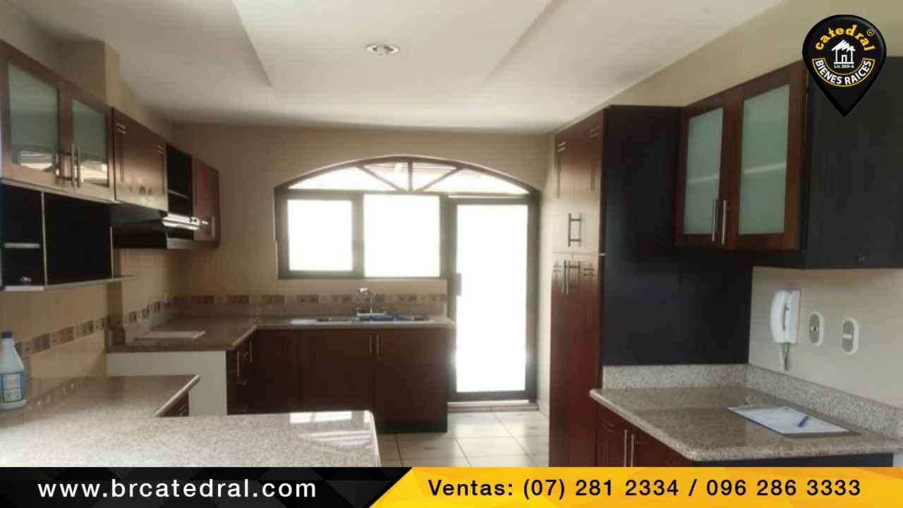 Apartment for Sale in Cuenca Ecuador sector Tres puentes
