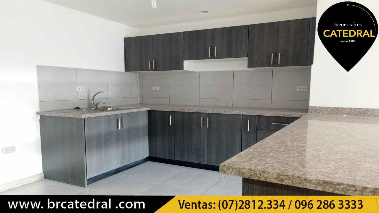 Apartment for Sale in Cuenca Ecuador sector Gonzalez Suarez